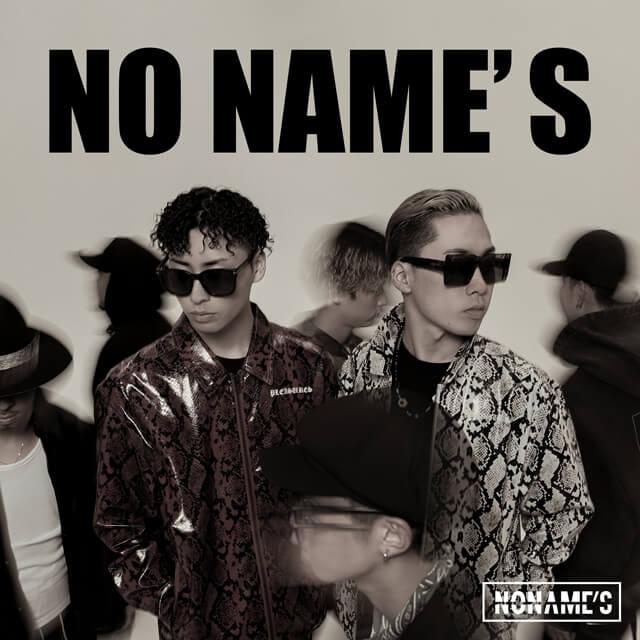 NO NAME'S Full album リリース決定。